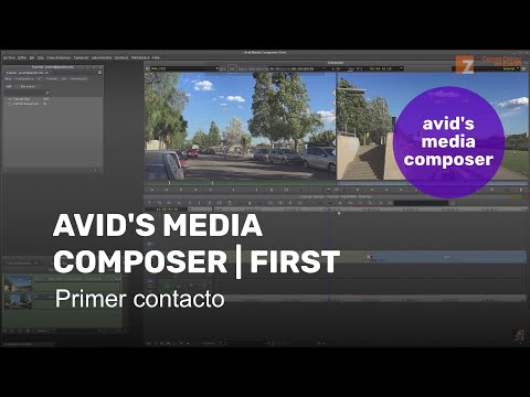 Primer contacto con Avid's Media Composer | First