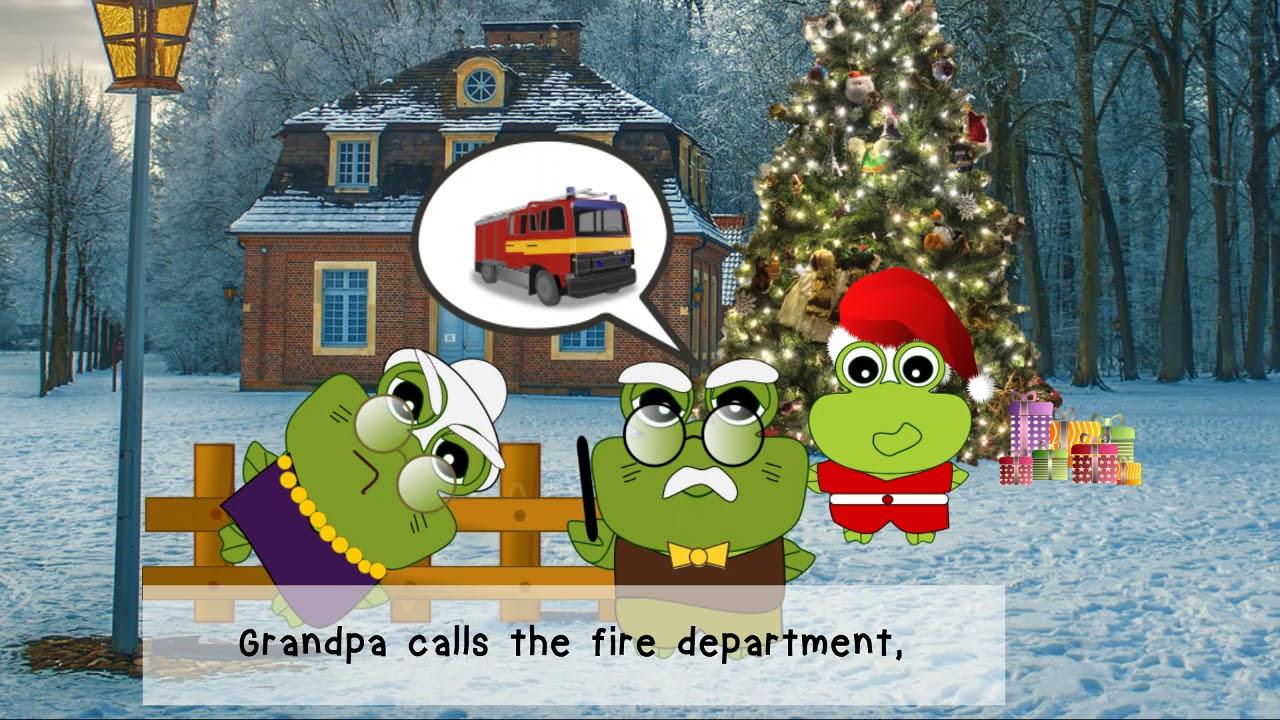 Tannenbaum Animation.O Christmas Tree O Tannenbaum Funny German Christmas Song For Kids