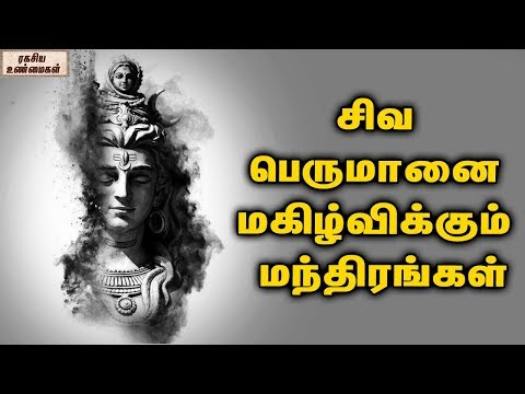 Powerful Shiva Mantra's To  Get Success Job And wealth || Unknown Facts Tanil