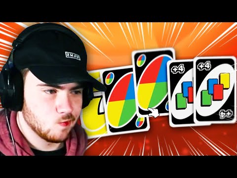 The Most Chaotic Uno Game... |