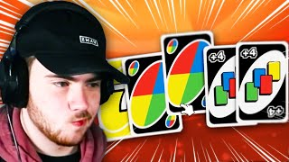 The Most Chaotic Uno Game...