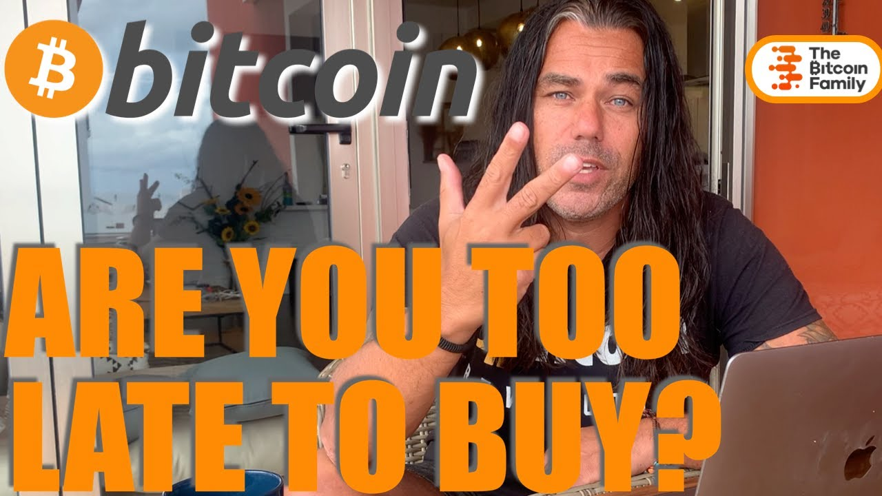 URGENT!!! BITCOIN FOMO, ARE YOU TOO LATE TO BUY? BAM!! THESE ($)500.000 REASONS WILL TELL YOU.. !