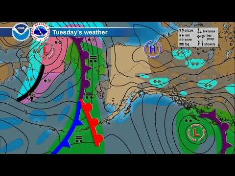 November 13, 2017 Alaska Weather Daily Briefing