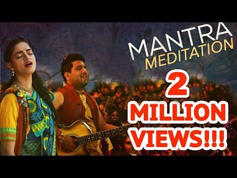 Hare Krishna Mantra - Kirtan - LONG DURATION - Madhavas Rock Band