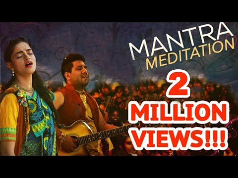 Hare Krishna Mantra - Kirtan - LONG DURATION - Madhavas Rock Band