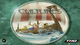 Cultures gameplay (PC Game, 2000)