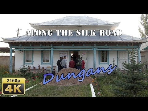 Dungan Village Yrdyk and Family Dinner - Kyrgyzstan 4K Travel Channel