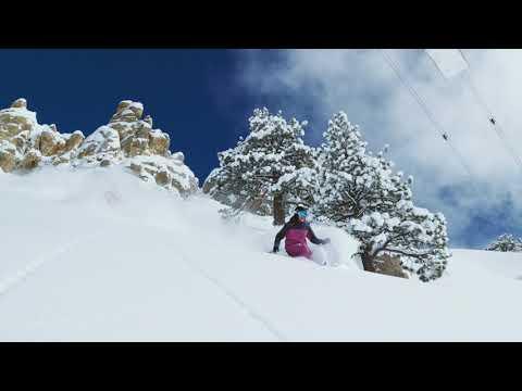 50 Days Until OPENING - 19/20 Season | Lake Tahoe