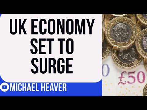 Post-Brexit UK Economy Will SURGE!