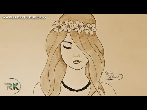 Top 10 Des Dessins De Fille En Video Chez Ivana Com