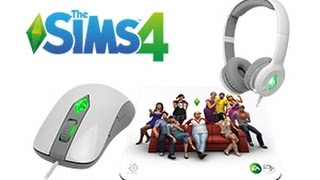 The Sims 4© Gaming Peripherals by SteelSeries