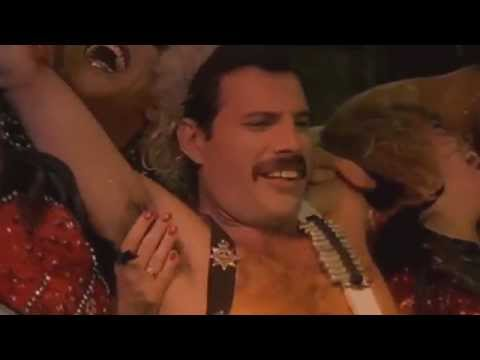 Freddie's 39th birthday - Let Me Entertain You