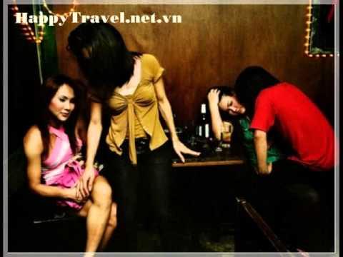 Tour Thai lan | Cuộc sống của Gái nhảy chuyển giới ở Thái Lan