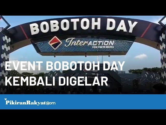 Event Bobotoh Day Kembali Digelar