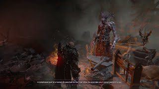 Lords of The Fallen - Ancient Labyrinth DLC - How To Start DLC