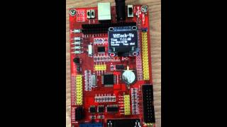 stm32 oled ds1280b internal rtc