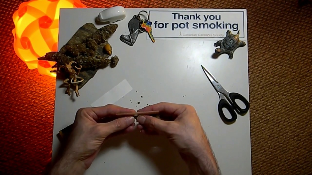 how to roll a joint - it's 420! ('rolling in the weed'psyk-adele