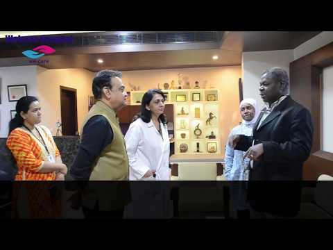 Minister of Economy and Planning Hajj, Saudi Arabia visits Welcare Hospital