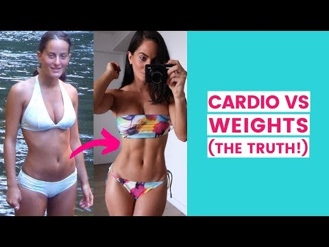 Cardio vs Weights (Fitness Influencers LIE to YOU!)