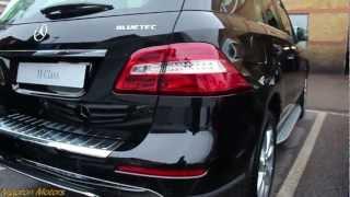 2013 Mercedes-Benz M-Class AMG