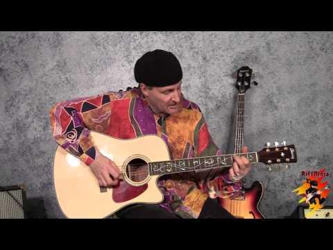 Blue on Black Chords (Guitar Lesson)