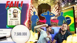 FIFA 19: Der größte ICON FAIL des JAHRES ...!! 3 WALKOUTs aus 4 PACKS 😳🔥Best OF