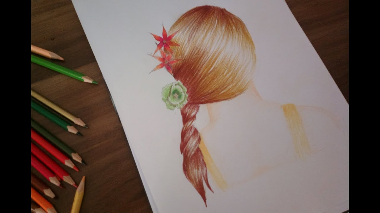 How to draw with colored pencils - How To Draw With Colored Pencils 43