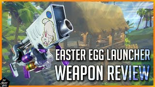 FORTNITE STW: EASTER EGG LAUNCHER IN-DEPTH REVIEW!