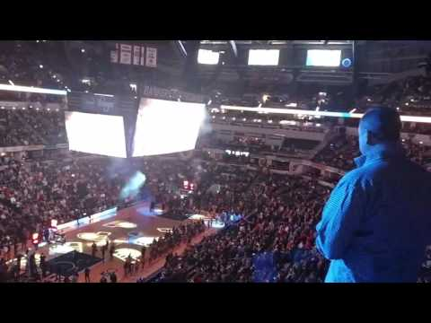 Pacers VS Pistons Feb 4, 2017 -- Bankers Life Fieldhouse Suite