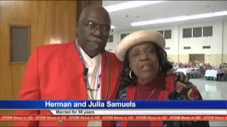 Valentine's Party honors couples married at least 50 years