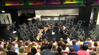Minuet I from Music for the Royal Fireworks ~ THAMES SMC Summer Concert 2015