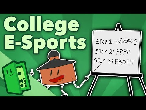 College ESports  Road to Glory?  Extra Credits