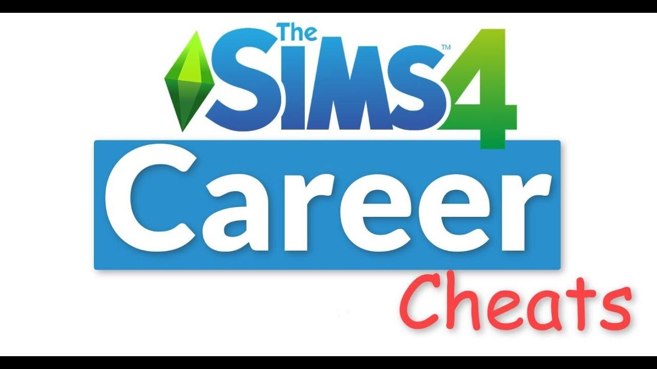 The Sims 4 Career Cheats