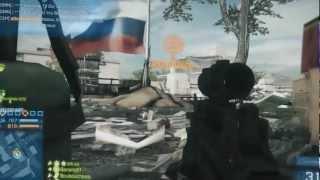 Приключения наркомана Павлика в Battlefield 3 (9 серия)