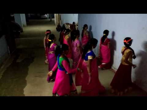 Kaka baba na Dandiya Performance Maharaja Residency Womens Sangareddy