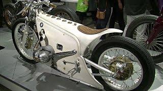 Кастомизированные мотоциклы: как выглядят байки с «душой»