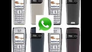 Proof of working whatsapp on Nokia 206 | How to use whatsapp on Nokia 206 100% working | URDU