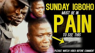 WATCH Sunday igboho Must be In Pain to see this....SORROW