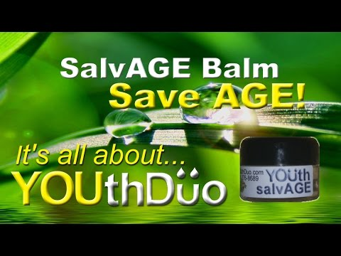 YOUthDuo: SalvAGE Everything Balm