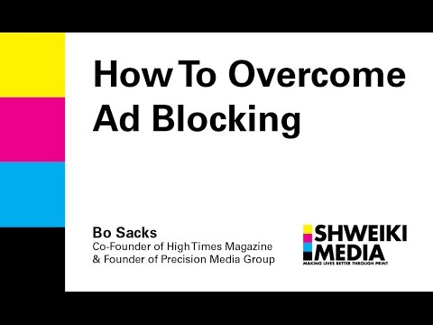 How To Overcome Ad Blocking