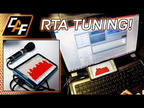 How to TUNE car audio - Why you need an RTA - AudioControl SA-4100i - CarAudioFabrication