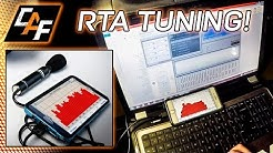 How to TUNE car audio - Why you need an RTA - AudioControl SA-4100i - CarAudioFabrication