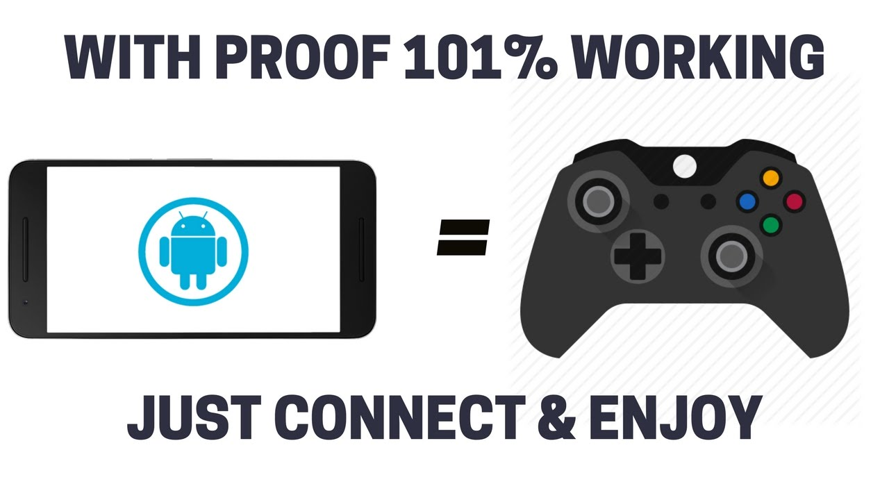 Easiest Way] Turn Android Into Gamepad Works 1000% With Proof 2017 ...