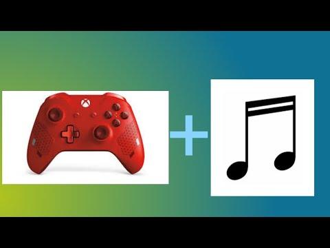 Как активировать фоновую музыку на Xbox One?