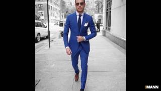 30 Ways To Style Royal Blue Pants – Super Combinations For Men Who Love Blue