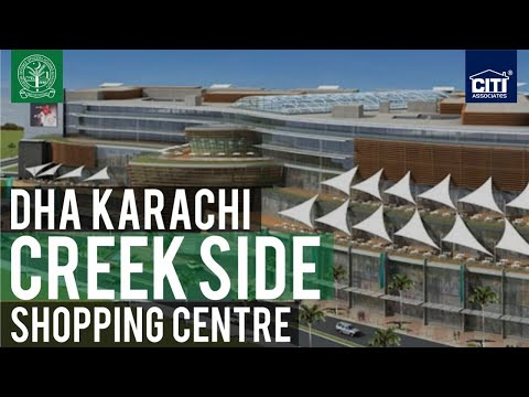 Creek Side Shopping Centre - DHA Karachi