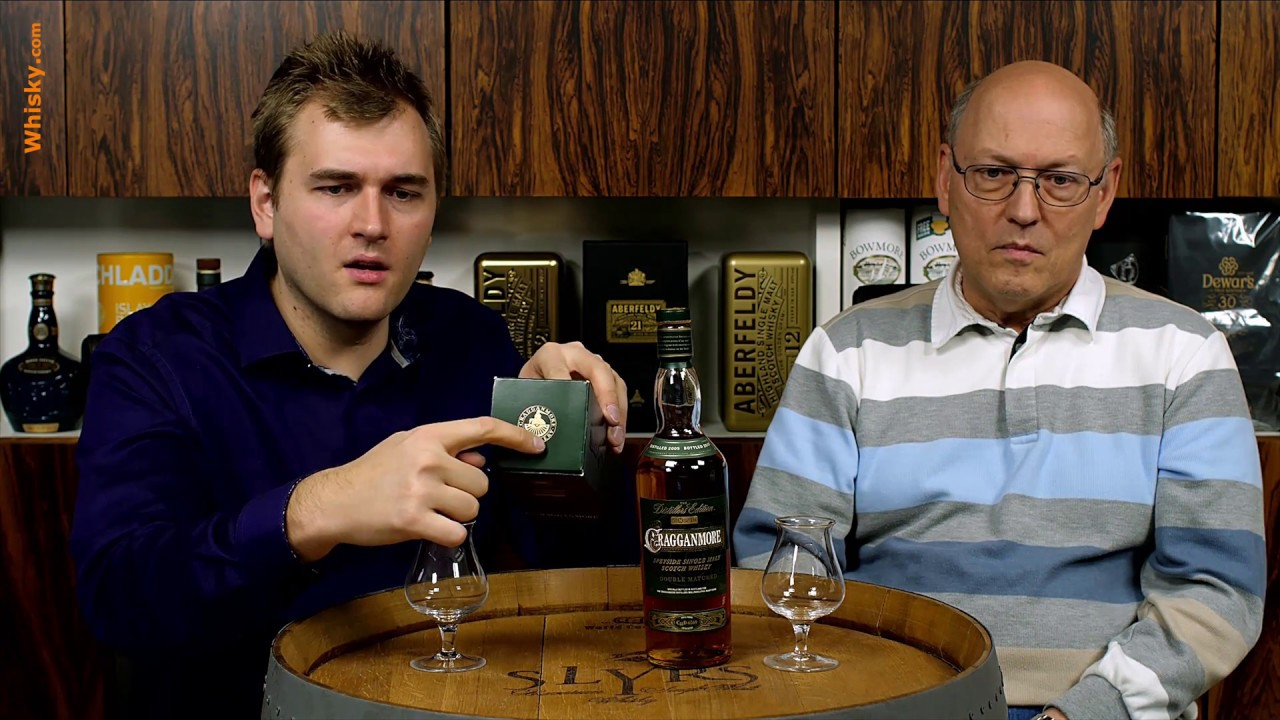 Review: cragganmore distillers edition 2011 distilled 1998.