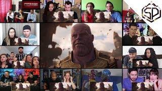 """Реакция людей на тизер-трейлер """"Мстители: Война Бесконечности"""""""