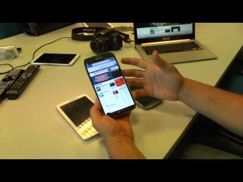 Samsung Galaxy MEGA video prova by HDblog