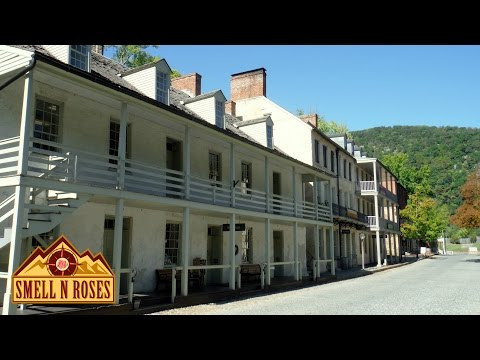 Historic Harper's Ferry, West Virginia